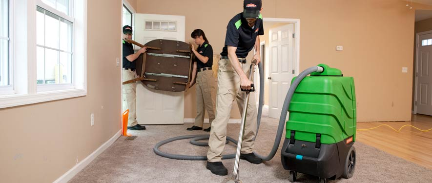 Gaithersburg, MD residential restoration cleaning